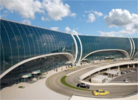 airports in russia-airport domodedovo