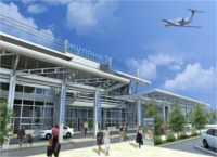 Airports in Ukraine-Airport Zhulany-Kyiv